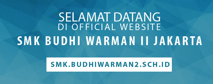 SMK Website Budhi Warman II